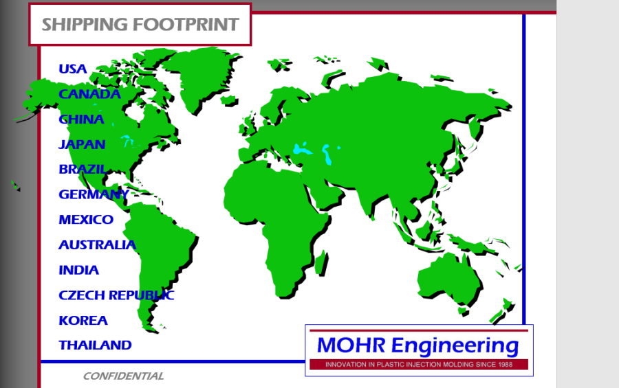 Mohr Engineering - About Us